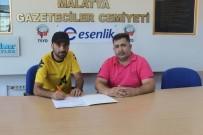 TEOMAN - Malatya İdmanyurdu'nda Transfer