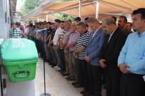 SİVAS VALİSİ - Memleket Gazetesi Yönetim Kurulu Başkanı Geneş'in Acı Günü