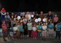 PAMUK ŞEKER - Pamukkale'de Çocuklar Mahalle Şenliklerinde Buluşuyor