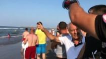 MUHABIR - Samsun'da Serinlemek İçin Denize Giren Genç Boğuldu
