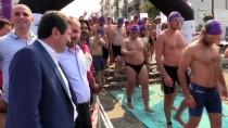 ÇANAKKALE ONSEKIZ MART ÜNIVERSITESI - Troya Açık Su Yüzme Yarışı