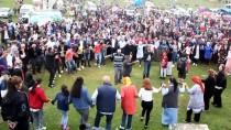 KADIR AYDıN - Yaylada Yağışlı Ve Sisli Havada Festival Keyfi