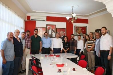 AK Parti'den MHP'ye Teşekkür Ziyareti