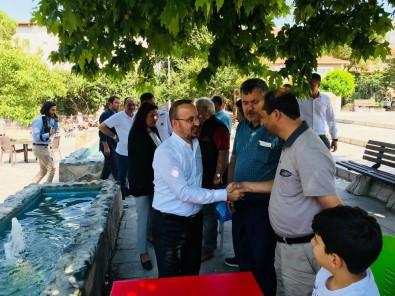 AK Parti Grup Başkanvekili Turan Açıklaması 'SİHA Kimi Bombalıyor Diyen Adam Bugün Eren Erdem'e Sahip Çıkan Adam'