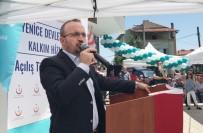 AK Parti Grup Başkanvekili Turan Açıklaması 'Yerel Seçimler Zamanında Yapılacak, Genel De Zamanında Yapılacak'