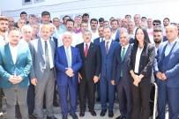 AHMET TURAN - AK Parti Hatay Milletvekilleri Mazbatalarını Aldı
