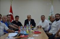 CEMAL ÖZTÜRK - AK Parti Milletvekili Cemal Öztürk Açıklaması 'Görele'de Yetişen Futbolcular Tanıtıma Katkı Sağlayacak'