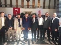 CUMHUR ÜNAL - AK Partili Vekiller TBMM'de  Kayıtlarını Yaptılar
