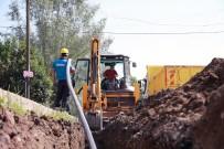 KAYIP KAÇAK - Akyazı Yeniorman Mahallesi'nde 5 Kilometrelik İçmesuyu Hattı