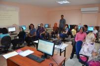 EL EMEĞİ GÖZ NURU - Alanya'da ASMEK'e Büyük İlgi