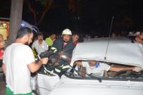 Alkollü Sürücü Takla Attı Açıklaması 1 Ağır Yaralı