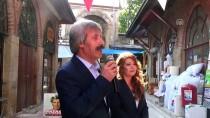 GÜRKAN DEMIRKALE - Amasya'daki Tarihi Taşhan Turizme Kazandırıldı