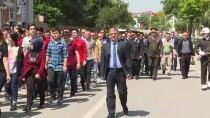 SEYFETTIN AZIZOĞLU - Atatürk'ün Erzurum'a Gelişinin 99. Yıl Dönümü