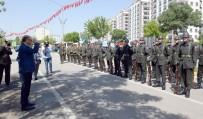 SEYFETTIN AZIZOĞLU - Atatürk'ün Erzurum'a Gelişinin 99. Yıldönümü Törenlerle Kutlandı