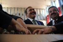 SELAMI ALTıNOK - Bakan Eroğlu, Kaydını Yaptırdı
