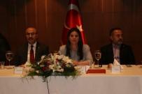 ÇALIŞMA VE SOSYAL GÜVENLİK BAKANI - Bakan Sarıeroğlu, Kongre Öncesi Adana Demirspor'un Sorunlarını Dinledi
