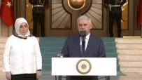 İSMAİL RÜŞTÜ CİRİT - Başbakan Yıldırım, Başbakanlık Personeliyle Vedalaştı
