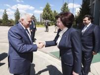 İSMAİL RÜŞTÜ CİRİT - Başbakan Yıldırım'dan Danıştay Başkanlığına Veda Ziyareti