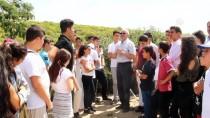AYASOFYA MÜZESI - Başkaleli Öğrenciler Çanakkale Ve İstanbul'u Gezdi