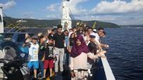 AYASOFYA MÜZESI - Başkaleli Öğrenciler İstanbul Ve Çanakkale'yi Gezdi