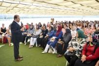 KÜÇÜKYALı - Başkan Ali Kılıç'tan Maltepeli Kadınlara Birlik Mesajı