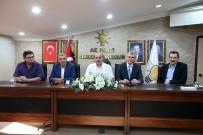FEVZI KıLıÇ - Başkan Toçoğlu Seçim Sonrası İlk Yönetim Kurulu Toplantısına Katıldı
