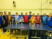 BITLIS EREN ÜNIVERSITESI - BEÜ, Masa Tenisi Turnuvasında Üçüncü Oldu