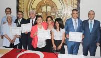 AHMET TURAN - CHP Hatay Milletvekilleri Mazbatalarını Aldı