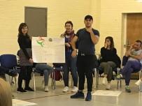MANCHESTER - Diyarbakırlı Gençler İngiltere'den Döndü