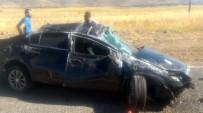 (Düzeltme) Kırşehir'deki Kazada 6 Aylık Hamile Kadın Ve Çocuğu Hayatını Kaybetti