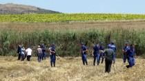 KİMLİK TESPİTİ - Edirne'de Tarlada Ceset Bulundu