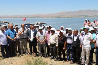 Elazığ'da Su Ürünleri Av Sezonu Açıldı