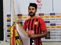 HALIL ÜNAL - Eskişehirspor, Hakan Aslantaş İle Sözleşme İmzaladı