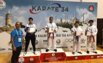 İHLAS KOLEJİ - İhlas Koleji Karate34'de Madalyaları Topladı
