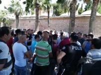 MUSTAFAPAŞA - İzinsiz Eyleme Polis İzin Vermedi