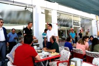 CEMIL ÖZTÜRK - 'Kahvaltıcılar Sokağı', Açılış İçin Gün Sayıyor
