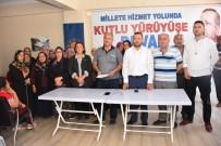 Kırıkkale'de AK Parti Kadın Kolları Başkanı İle Hemşire Arasında Yaşanan Darp Olayı