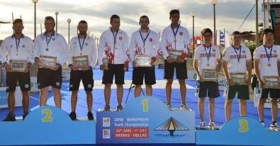 Kırşehirli Sporcu Avrupa Şampiyonu Oldu