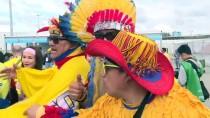 RADAMEL FALCAO - Kolombiya-İngiltere Maçı Öncesi Renkli Görüntüler