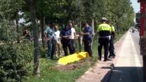 NUMUNE HASTANESİ - Konya'da Kamyonetin Çarptığı Yaya Öldü