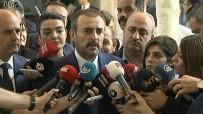 ERKEN SEÇİM - Mahir Ünal'a 'Erken Seçim' Ve 'İstismar' Konuları Soruldu