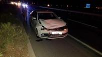 CEDRIC - Manavgat'ta Trafik Kazası Açıklaması 3 Yaralı
