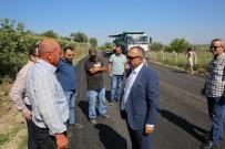 KADİR ÇELİK - Manisa Büyükşehir Belediyesinden Asfalt Atağı