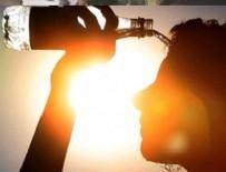 MARMARA BÖLGESI - Meteoroloji'den sıcak hava uyarısı