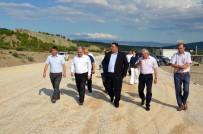 DOĞALGAZ HATTI - Milletvekili Kaya'dan Osmancık OSB'de İnceleme