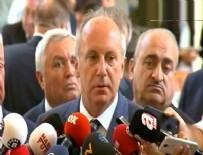 Muharrem İnce'den Kılıçdaroğlu'na kurultay teklifi