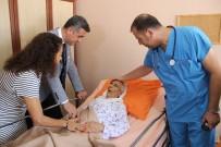 AİLE VE SOSYAL POLİTİKALAR BAKANI - (Özel) Oğlunun Darp Ettiği Yaşlı Kadın Huzuru Buldu