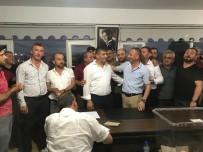 Özel Sanayi Sitesinde Yeni Başkan Mustafa Uzun