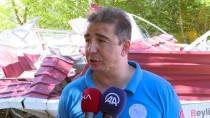 GUINNESS REKORLAR KITABı - Rekortmen Sporculardan 'Yıkım' Tepkisi