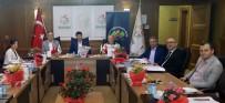 DÜNYA SAĞLıK ÖRGÜTÜ - Sağlıklı Kentler Birliği Encümeni Toplandı